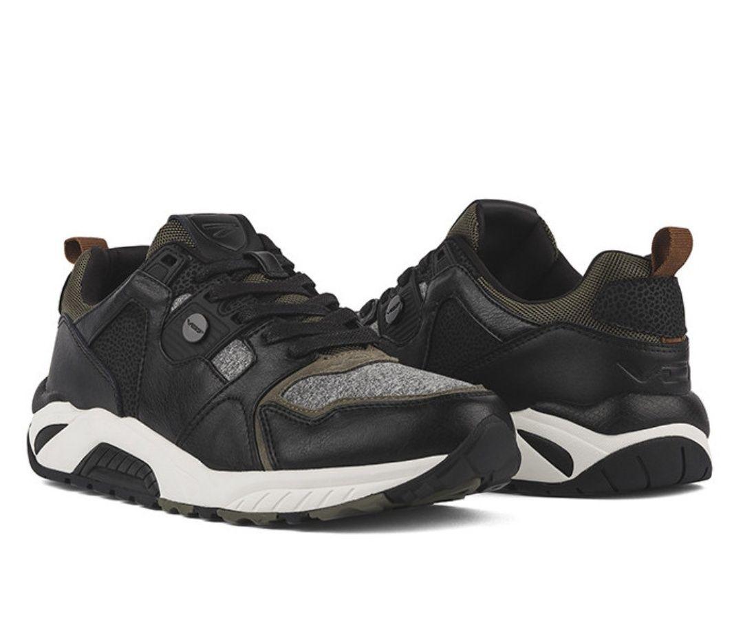 Chaussures VO7 Golazo - Kaki & Tailles au choix (vo7.com)
