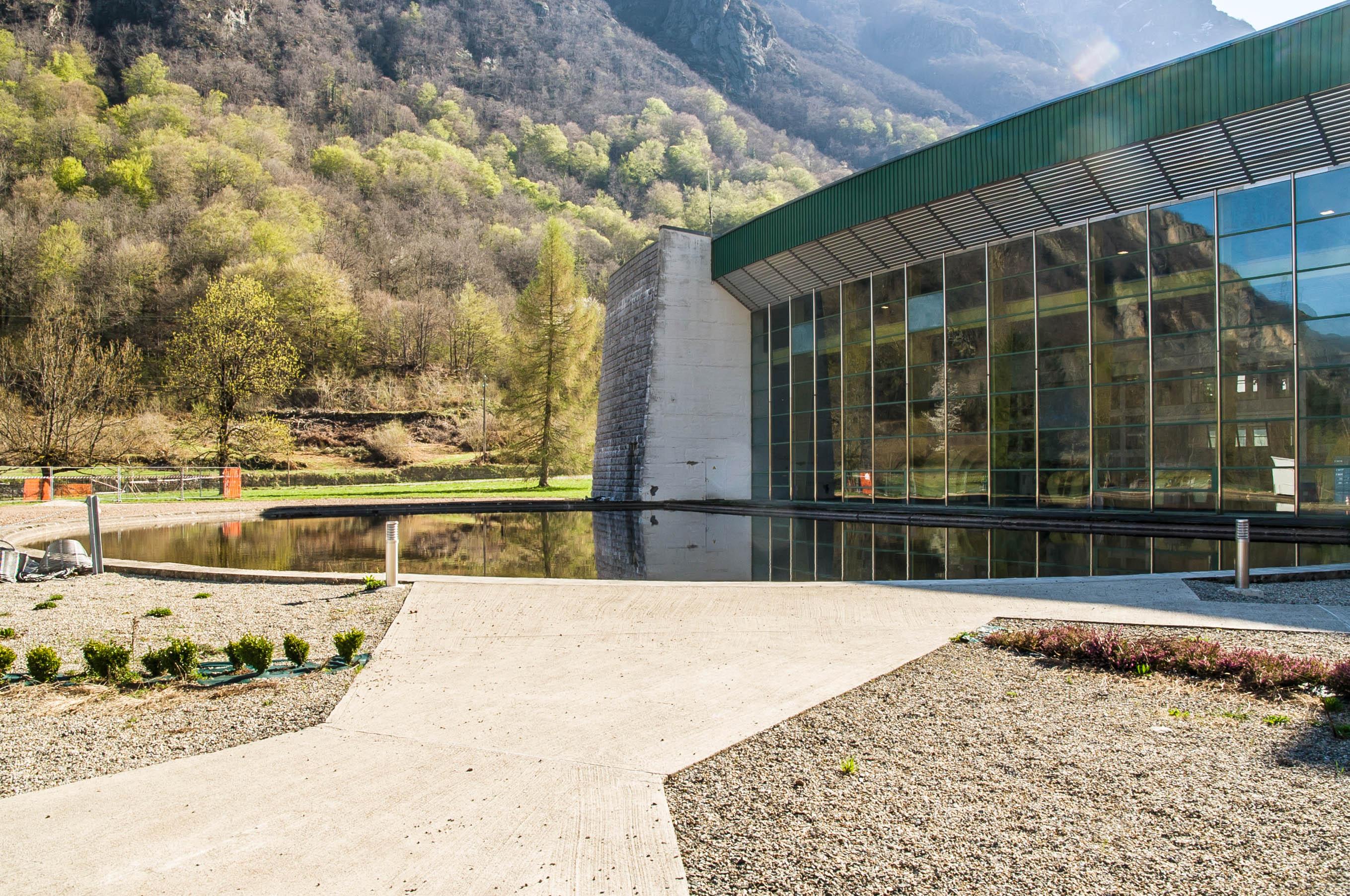 Visite Guidée Gratuite de la Centrale hydroélectrique EDF d'Orlu (09)