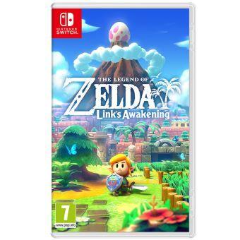 [Précommande] The Legend of Zelda Link's Awakening sur Nintendo Switch (+5€ en bon d'achat dès 40€ d'achat sur les jeux)