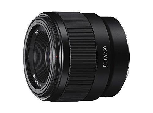 Objectif Sony 50 mm f1.8 SEL50F18 Monture FE