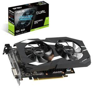 Carte graphique GeForce GTX 1660 Ti Dual O6G - 6 Go