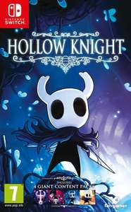 Hollow Knight sur Nintendo Switch