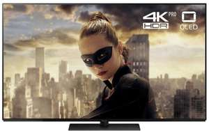 "TV 55"" Panasonic TX-55FZ800E - 4K UHD, OLED, Smart TV (vendeur tiers)"