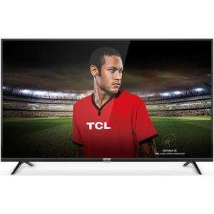 "TV 49"" TCL 49DP600 - 4K UHD, HDR, LED, Smart TV, Dolby Audio"