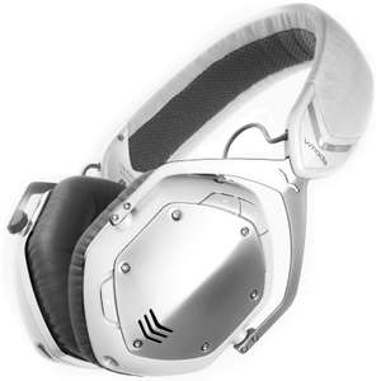 Casque audio sans fil V-Moda Crossfade Wireless (Blanc) - Bluetooth