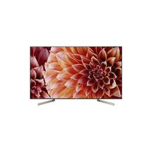 """TV 65"""" Sony KD-65XF9005 - LED, 4K UHD, HDR 10, Android TV (Frontaliers Suisse)"""