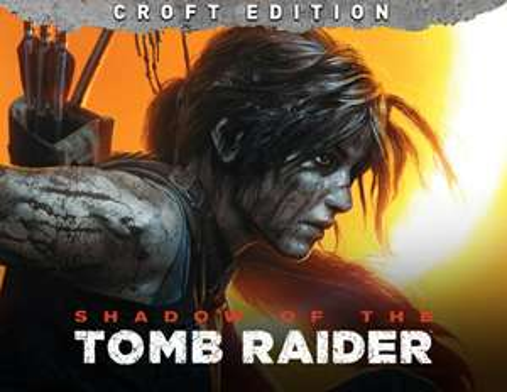 Shadow of the Tomb Raider - Croft Edition (Dématérialisé - Steam)
