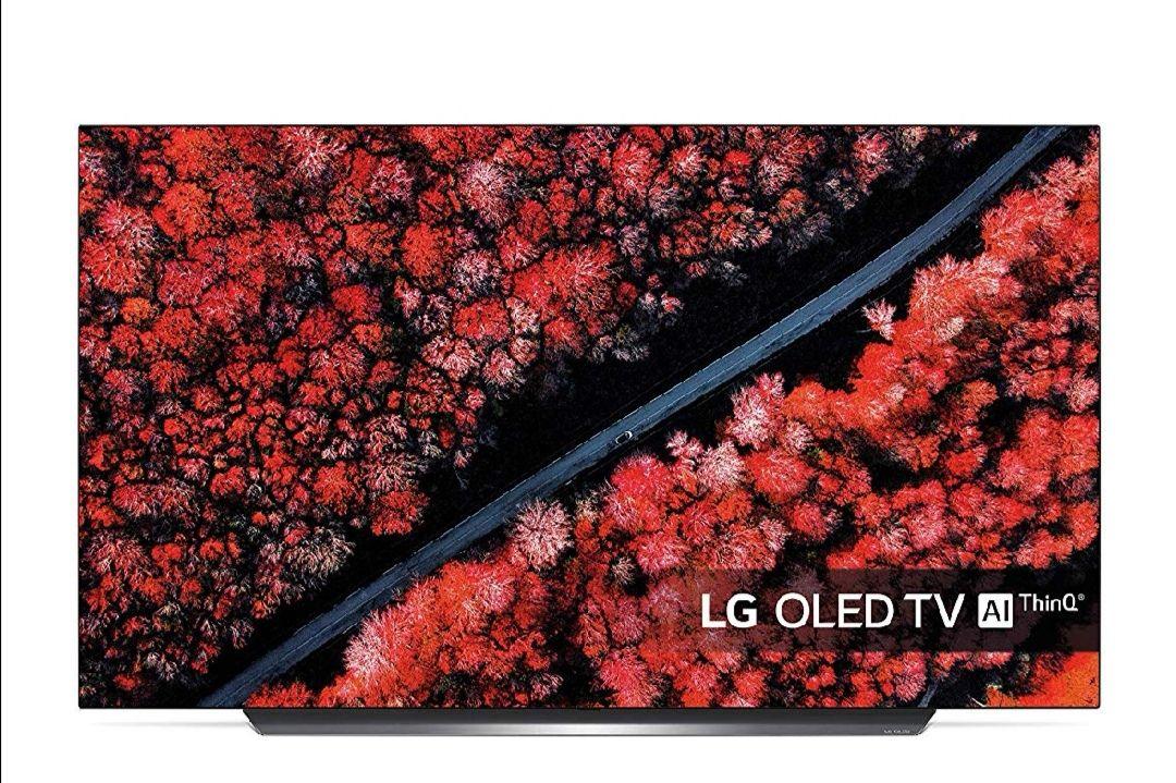 """TV OLED 65"""" LG OLED65C9PLA - UHD 4K, HDR, Smart TV (Vendeur Tiers)"""