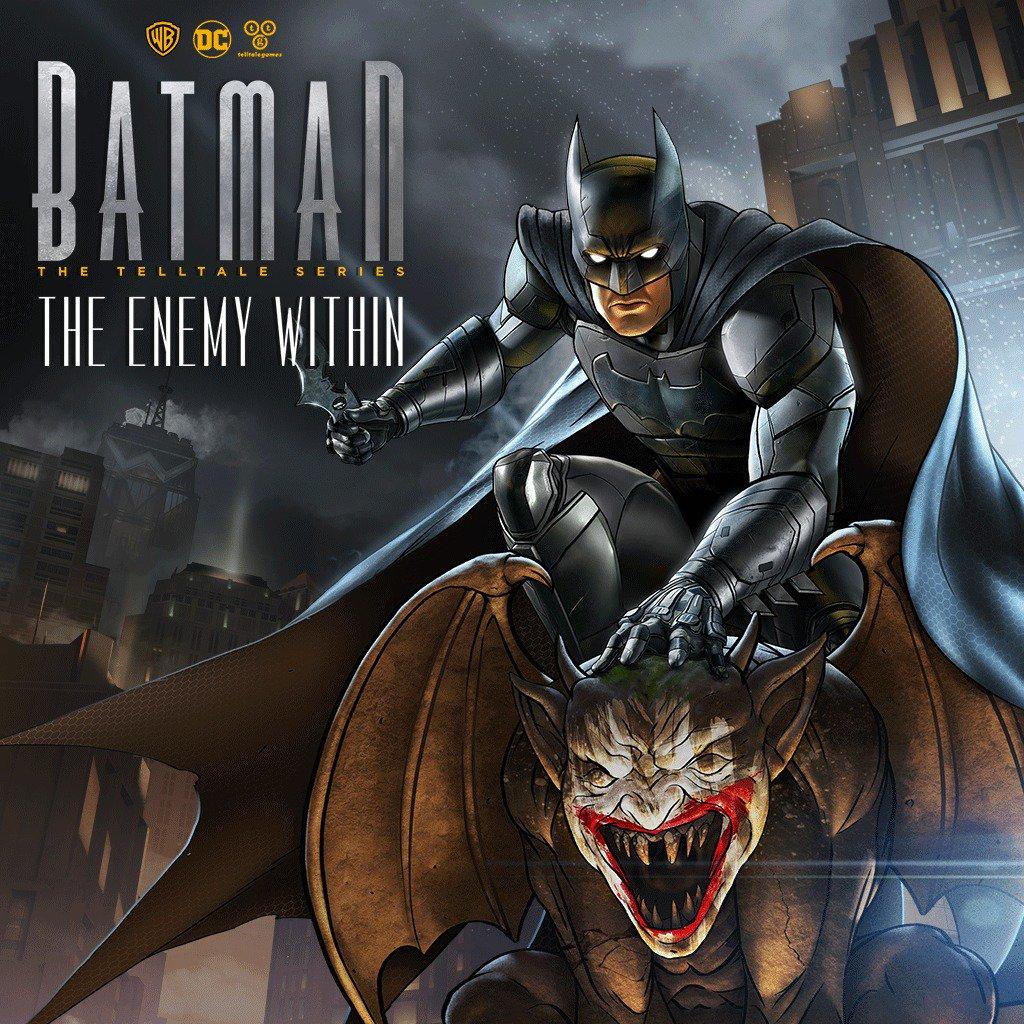Sélection de jeux Telltale en promotion - Ex: Batman: The Enemy Within ou The Wolf Among Us sur PC (Dématérialisés)