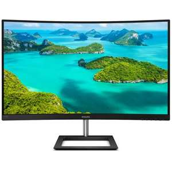 """Ecran PC 32"""" Philips 322E1C/00 - Incurvé, Full HD, Dalle VA, 75Hz"""