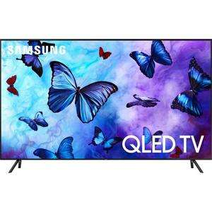 "TV 55"" Samsung QE55Q60R - QLED, 4K UHD, HDR, Smart TV"
