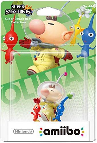 Promotion sur une sélection d'Amiibo - Ex: Olimar & Pikmin