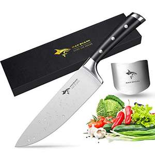 Couteau de cuisine MAD Shark en acier inoxydable (vendeur tiers)