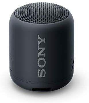 Enceinte Portable Bluetooth Sony SRS-XB12 Extra Bass Waterproof - Noir