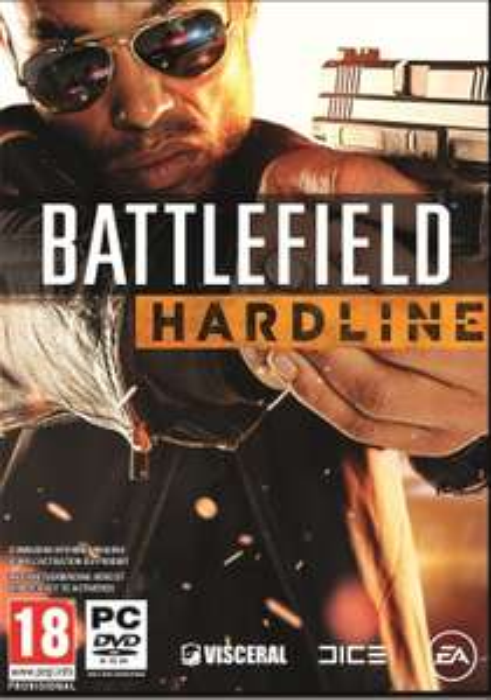 Battlefield Hardline sur PC