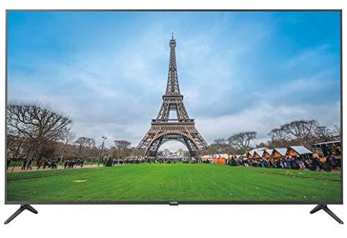 "TV LED 58"" CHiQ U58G5500 - Smart TV, WiFi, UHD 4K, HDR10/HLG (Vendeur tiers)"