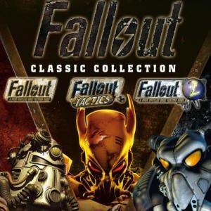 Bundle Fallout Classic Collection - Fallout 1 + Fallout 2 + Fallout Tactics sur PC (Dématérialisés - Steam)