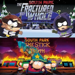 Bundle South Park : Le Bâton de la Vérité + L'Annale du Destin sur PC (Dématérialisé - Steam)
