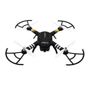 Quadricoptère Veho Muvi X-Drone VXD-001-B (Navigation GPS, 1080p)