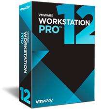 Logiciel VMware Workstation 12 Pro sur PC