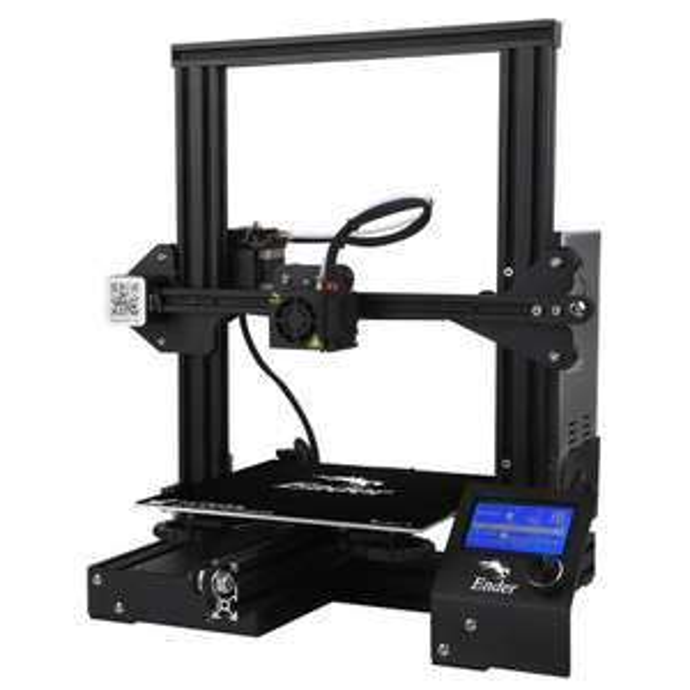 Imprimante 3D Creality 3D Ender 3 (entrepôt Europe)