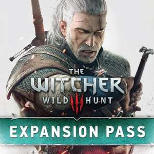 DLC The Witcher 3: Wild Hunt Extension Pass sur PS4 (Dématérialisé)