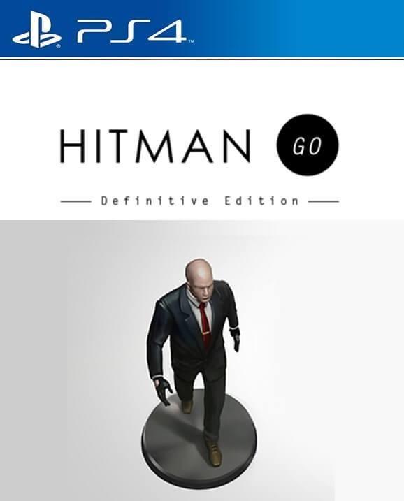 Hitman GO : Édition ultime sur PS4 / PS Vita (dématérialisé)