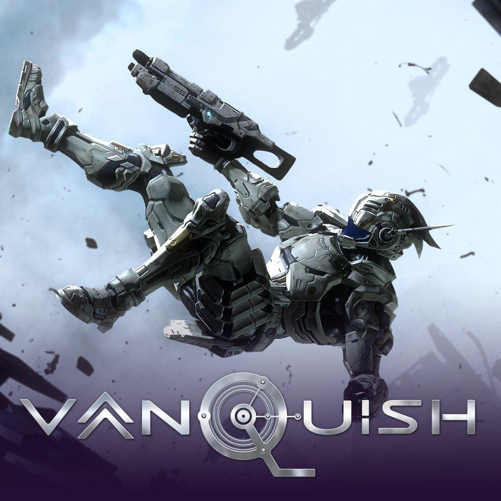 Vanquish sur PC (Dématérialisé - Steam)