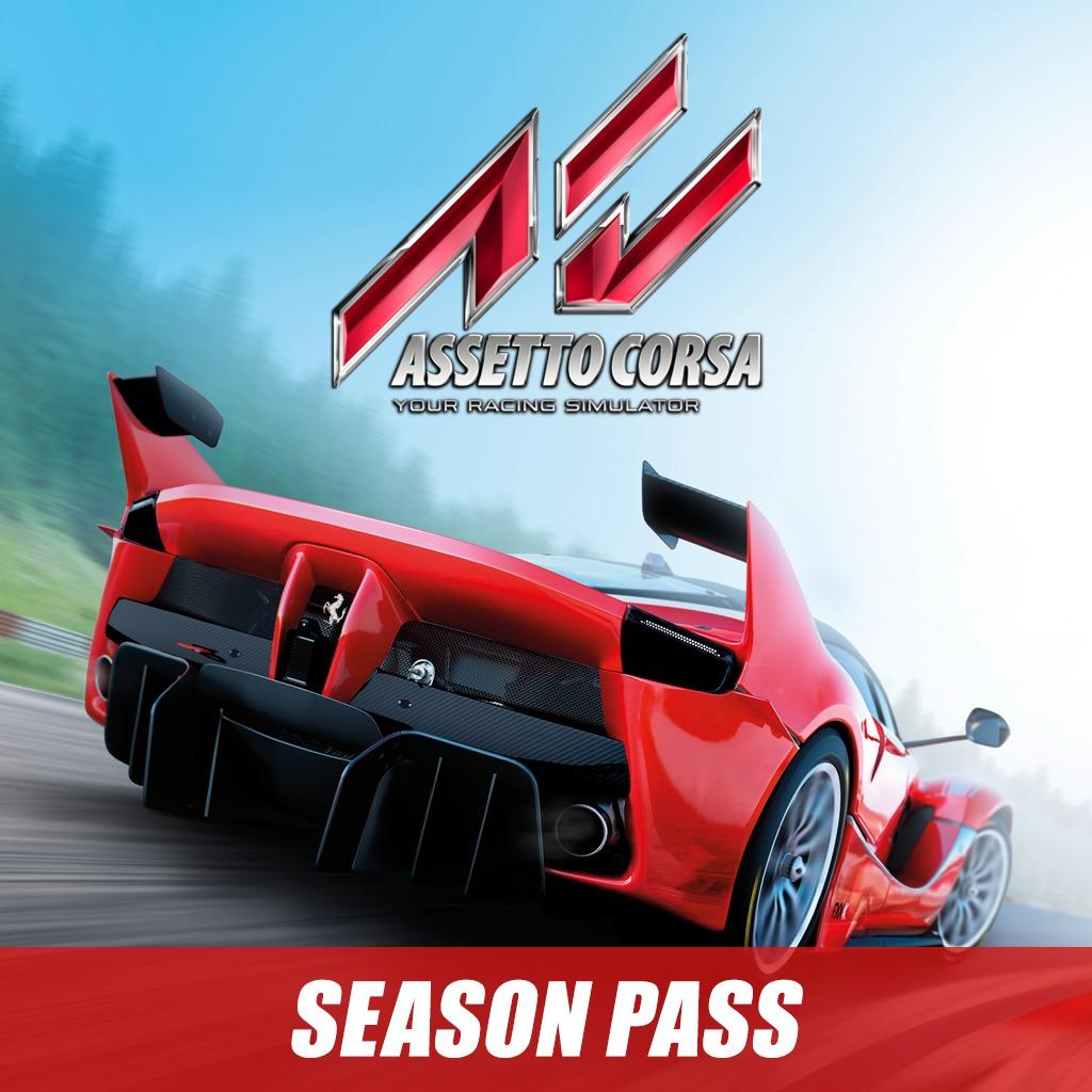 Season pass pour Assetto Corsa sur PS4 (dématérialisé)