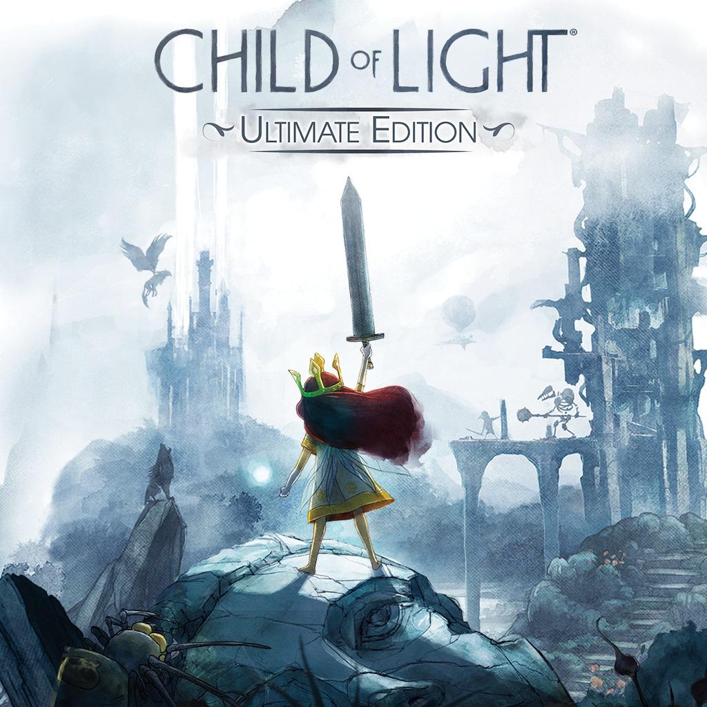 Child of Light - Édition Ultimate sur Switch (dématérialisé)