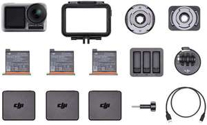 Camera Sportive DJI Osmo Action + Kit d'Accessoires
