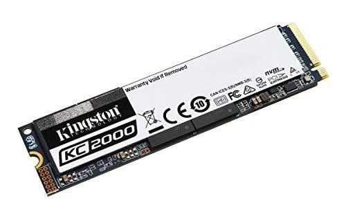 SSD Interne M.2 Kingston KC2000 (PCIe NVMe) - 1 To