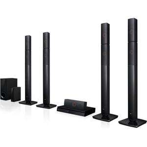 home cin ma 5 1 lg lhb655nw lecteur blu ray bluetooth. Black Bedroom Furniture Sets. Home Design Ideas