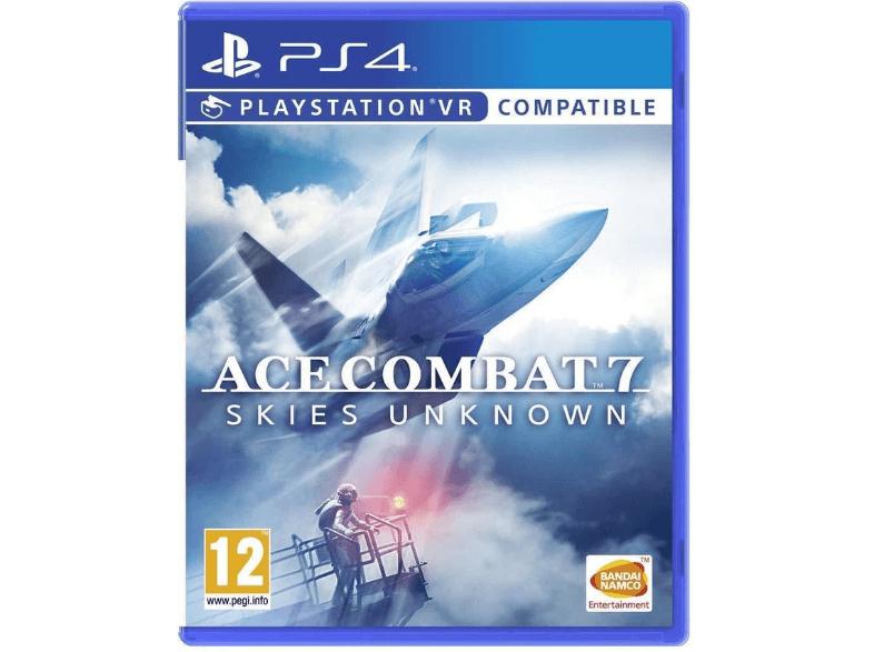ACE COMBAT 7: Skies Unknown UK sur PS4 (frontaliers Belgique)