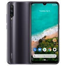 "Smartphone 6.09"" Xiaomi Mi A3 - HD+, SnapDragon 665, 4 Go de RAM, 128 Go, 4G (B20/B28), gris/noir"