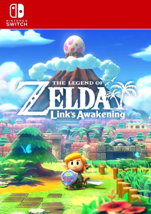 The Legend of Zelda: Links Awakening sur Nintendo Switch (Dématérialisé)