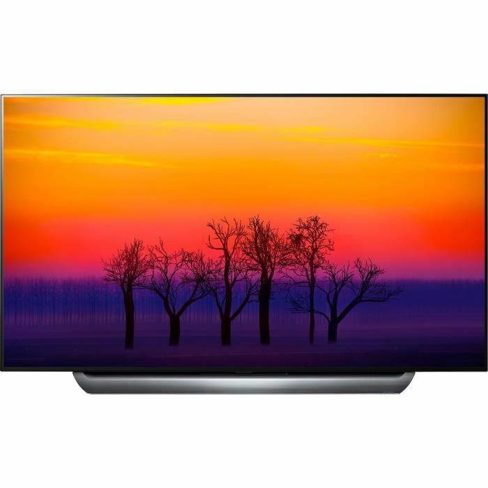 """TV OLED 65"""" LG OLED65C8 - UHD 4K, HDR, Smart TV"""