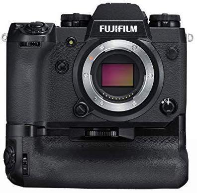 Appareil photo hybride Fujifilm X-H1 + Grip batterie officiel VPB-XH1