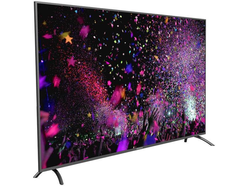 """TV 58"""" Grandin UD58CGB19 - LED, 4K UHD, WiFi, 3 HDMI"""