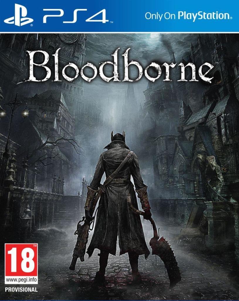 Sélection de jeux PS4 en promo - Ex : Jeu Bloodborne sur PS4
