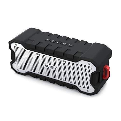 Enceinte Bluetooth Aukey - étanche IPX7 (vendeur tiers)