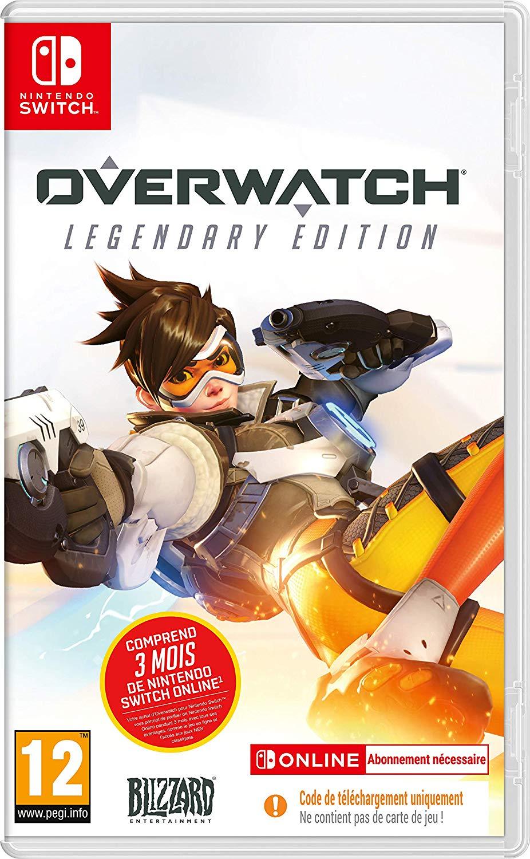 [Précommande] Overwatch Legendary Edition sur Nintendo Switch
