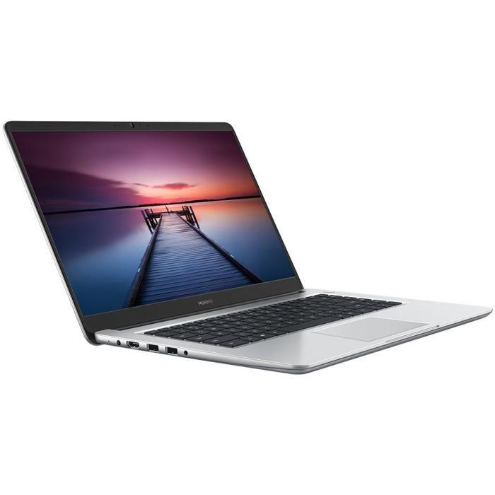 "PC portable 15.6"" full HD Huawei MateBook D - i5-8250U, 8 Go de RAM, 256 Go en SSD, Windows 10"