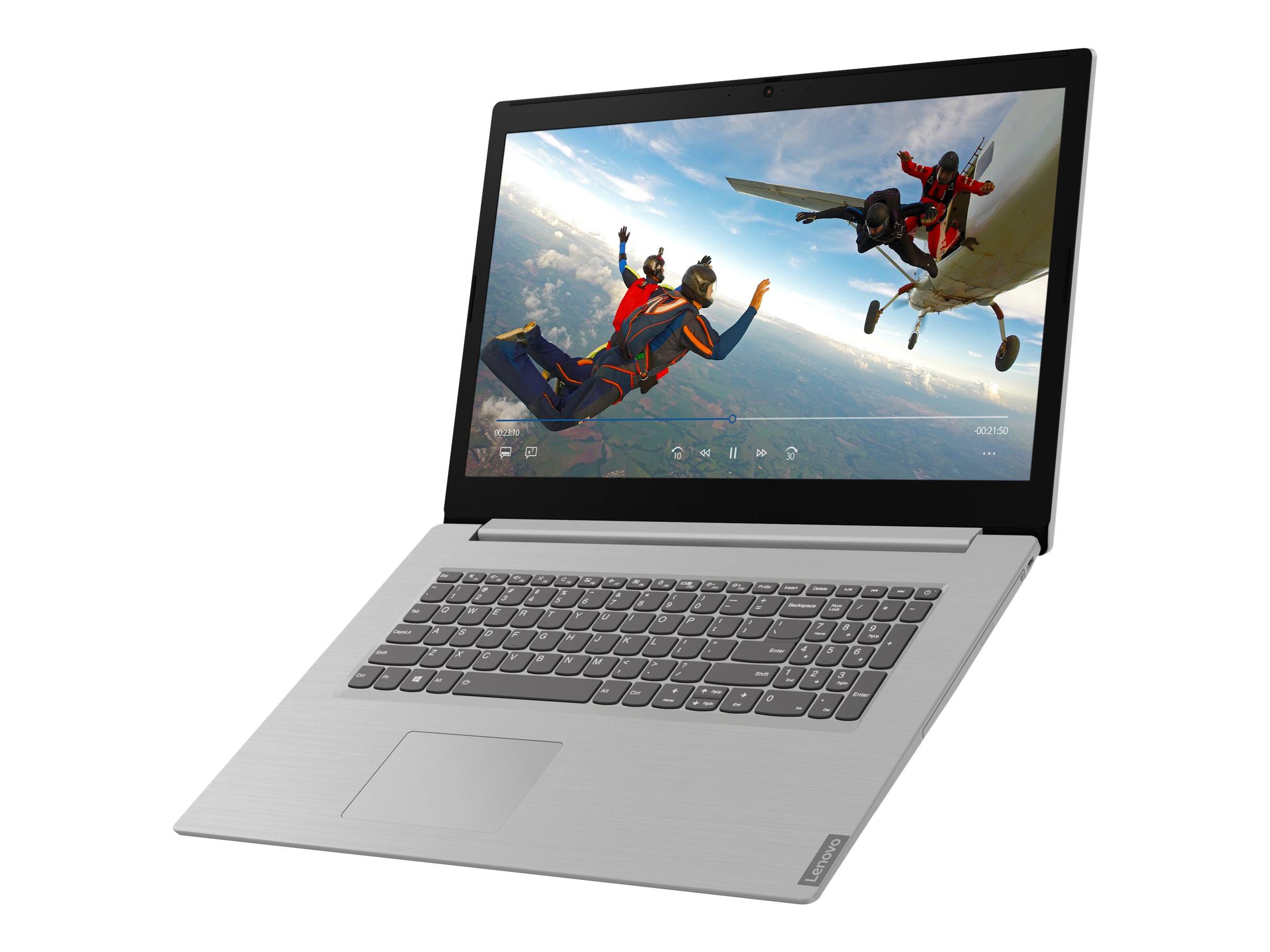 """PC Portable 17"""" HD+ Lenovo L340-17API - Ryzen 5 3500U, 8Go de Ram, 1To + 128Go SATA (via ODR de 80€)"""