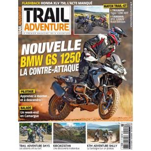Anciens Magazines Trail Adventure, Enduro Magazine, Trial Magazine... au prix unitaire de 1€ (trailadventuremag.fr)