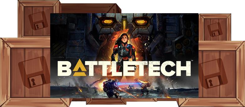 Humble Monthly Bundle : Battletech + 6 Jeux sur PC (Dématérialisé - Steam)