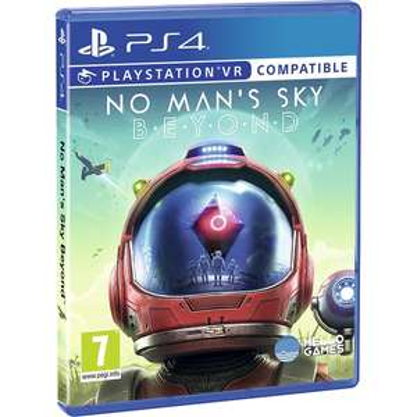[Précommande] Jeu No Man's Sky Beyond sur PS4 (Compatible PSVR)