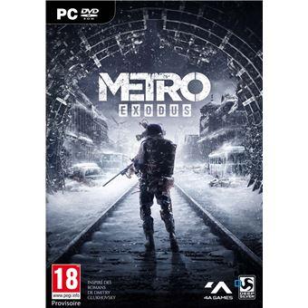 Jeu Métro Exodus sur PC