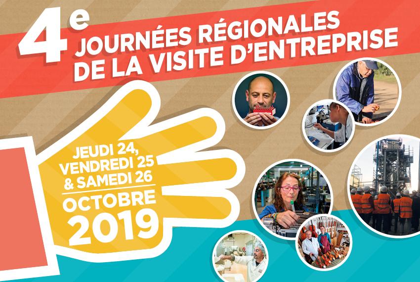 Journées Régionales de la Visite d'Entreprise : Sélection de Visites Gratuites - Ex: Visite Gratuite d'une Centrale Thermique EDF