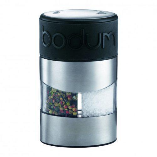 Moulin Poivre / Sel Bodum 11002-01 Twin Bandeau Noir